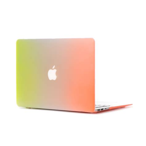 Terbaru Macbook Air 11 Inch rainbow color pc frosted for apple macbook air 11 13