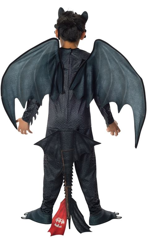 how to your costume how to your 2 fury toothless costume buycostumes