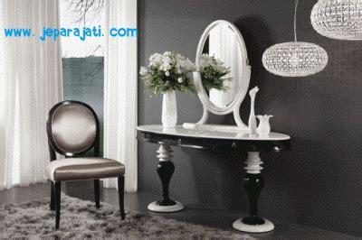 Meja Rias Antik meja rias antik hitam putih jepara jati