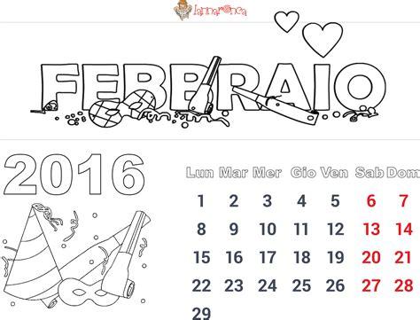 calendario febbraio 2016 da stare calendario febbraio 2016 da calendari