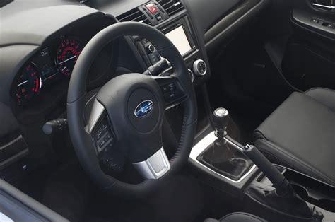 2015 subaru interior 2015 subaru wrx interior steering wheel photo 14