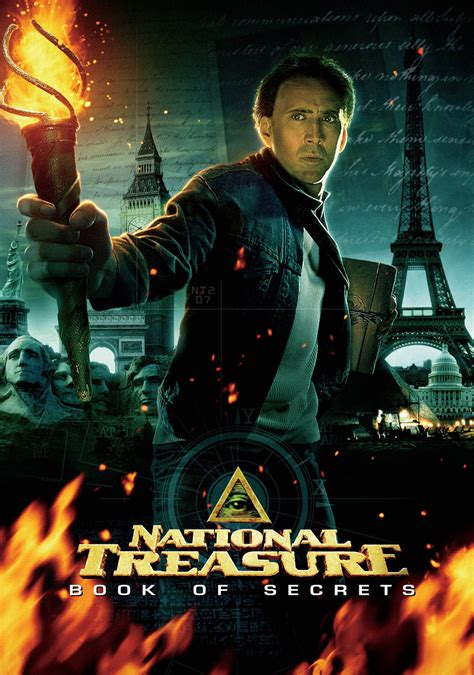 National Treasure by National Treasure Book Of Secrets Fanart Fanart Tv