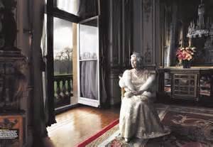 Vanity Fair Elizabeth Ii Leibovitz A D L