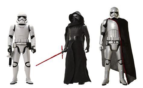 imagenes epicas de star wars star wars set 3 personajes kylo ren phasma y stormtroo