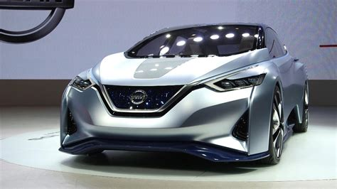 Nissan Autonomous 2020 by Nissan Aims For Driverless On The Road By 2020