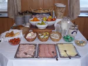 Breakfast Buffet Table Breakfast Buffet Table Set Up Each Morning Picture Of