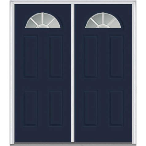 Double Door Doors With Glass Fiberglass Doors Front Doors With Glass