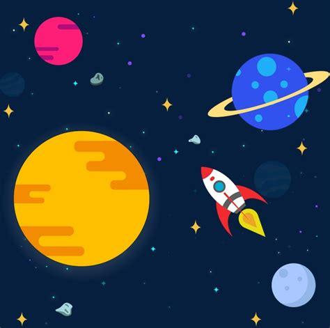 Raket Flypower El Nino 08 Hotlist space rocket cosmic planet space ship rocket png and vector for free