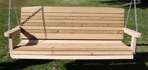heavy duty porch swing springs new 4 foot cedar wood colonial porch swing tree with heavy