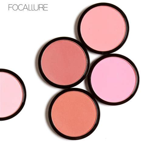 Focallure Blush On Powder 1 focallure contour cosmetics blush contour palette blusher cheek powder silky blush bronzer