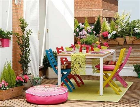 decoracion de balcones y terrazas peque 241 as 99 ideas garden deco inspiration terrazas jardines y balcones