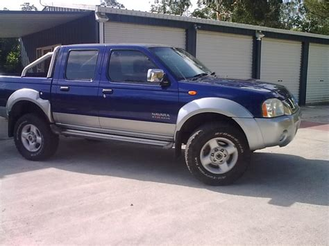 nissan navara 2004 2004 nissan navara d22 pictures information and specs