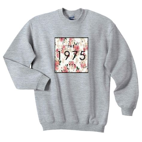 Sweater The 1975 Hoodie the 1975 sweater and hoodie place to find awesome wear