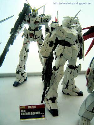 Mecha Model Gunpla Gundam Shinmusa 1 100 Master Grade Mg Hongli collect em all gunpla singapore comic convention 2008