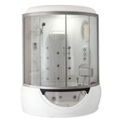 bathtub kits home depot steam planet cascade 53 in x 53 in x 88 in steam shower