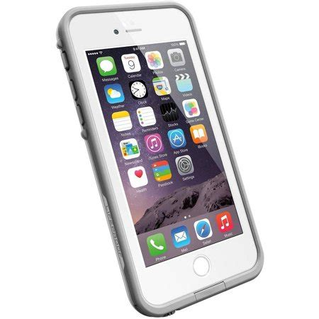 iphone 6 walmart iphone 6 lifeproof fre white walmart