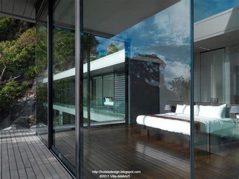 villa amanzi layout les plus beaux hotels design du monde villa amanzi by