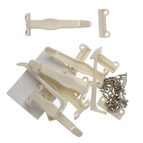 safety latches for cabinets and drawers safety 1st cabinet and drawer latches 7 pack 48444 the