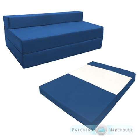 Fold Out Sofa Bed Fold Out Waterproof Guest Z Bed Chair Folding Mattress Sofa Bed Futon Ebay