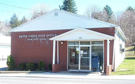 snow shoe pa post office photo picture image pennsylvania at city data