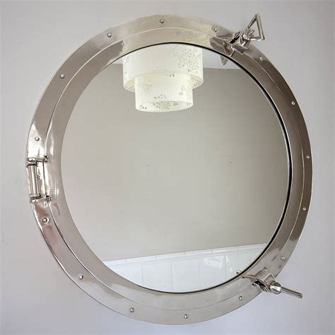 porthole mirror porthole mirror by decorative mirrors