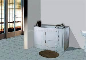 walk in tub handicapped bathtub t 106 t 106 temsung