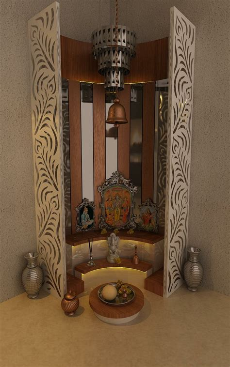 Home Temple Design Interior 59 Best Images About Pooja Room On Home Diwali And South India