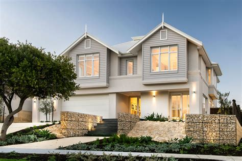 two storey perth display home the islander webb