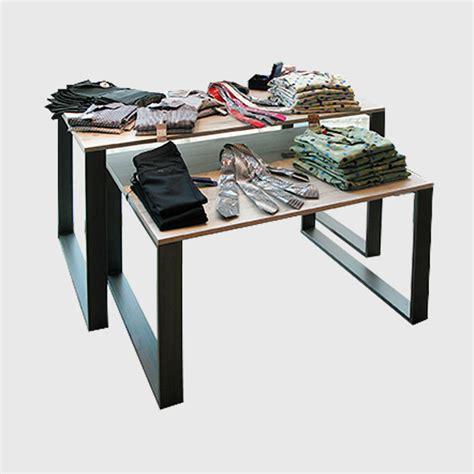 tavoli per negozi tavoli per negozi di abbigliamento arredoshop