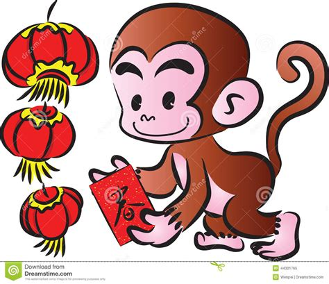 new year monkey border image gallery monkey new year