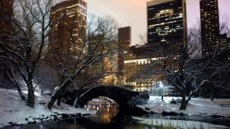 Winter wallpaper hd new york city central park