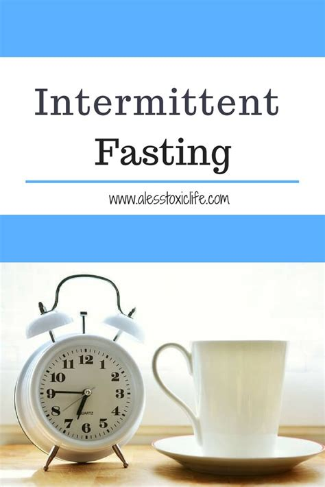 Daf Detox Protocol by 100 Best Intermittent Fasting Images On