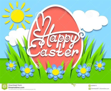 easter time avarde look hairstles easter 5 cartoon vector cartoondealer com 88098275