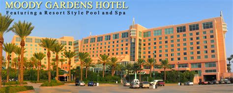 Moody Gardens Hotel by Moody Gardens Hotel And Convention Center