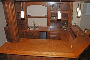 Polyurethane Bar Top Finish by Bar Top Epoxy Resin Photos Page 3