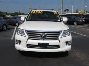 Used Lexus Lx 570 Used Lexus Lx 570 Lx 570 2015 For Sale In Abu Dhabi