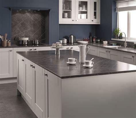 ideas for kitchen worktops laminate worktops prima lightning marble kitchenfindr