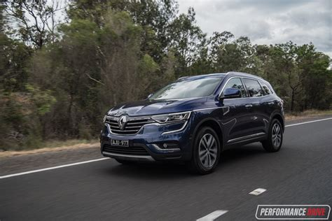 renault koleos 2017 colors 2017 renault koleos intens 4x4 review video
