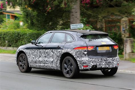 all electric jaguar suv spotted testing again autocar