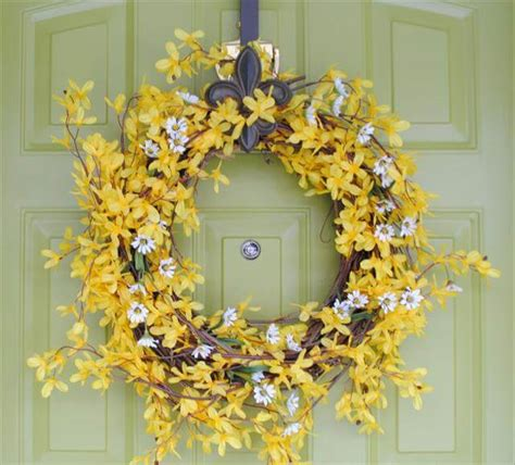 diy spring wreath 8 diy easy spring wreath ideas to make diy to make