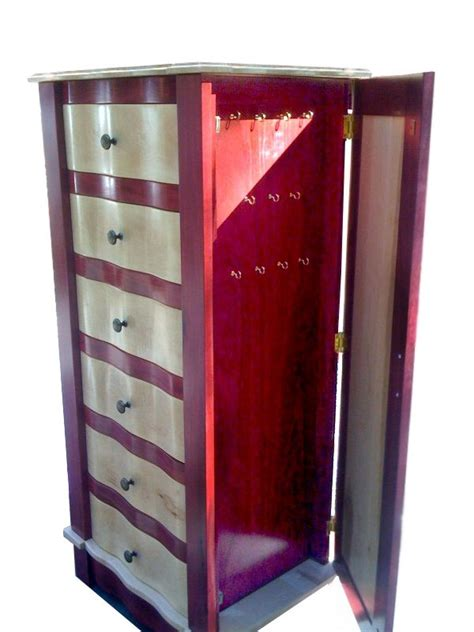 custom jewelry armoire hand made jewelry armoire by church artisans custommade com