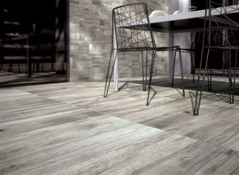 Light Grey Wood Floors by Light Grey Wooden Floor And Wall Tiles Outdoor Space Closeup Olpos Design