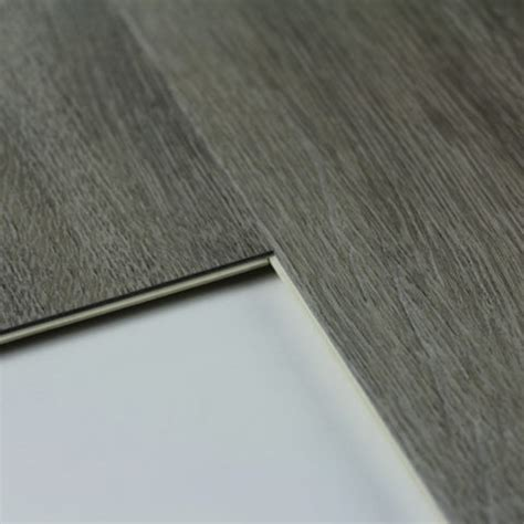 parkay xps mega nickel gray waterproof floor 6 5mm