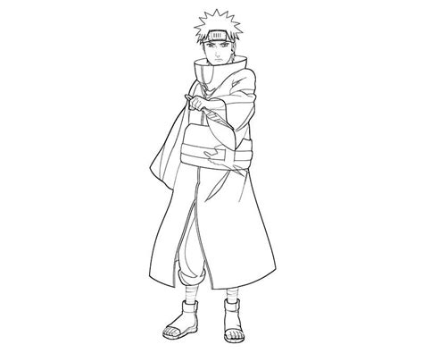 coloring pages naruto characters coloring pages of naruto characters coloring home