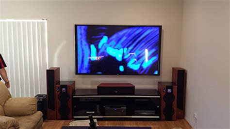 home theater setup projects etech