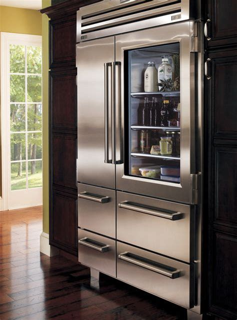 1000 ideas about glass door refrigerator on