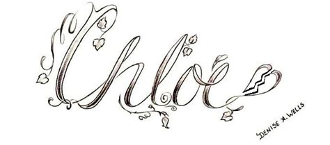 coloring pages of the name chloe the name chloe in cursive coloring pages sketch coloring page