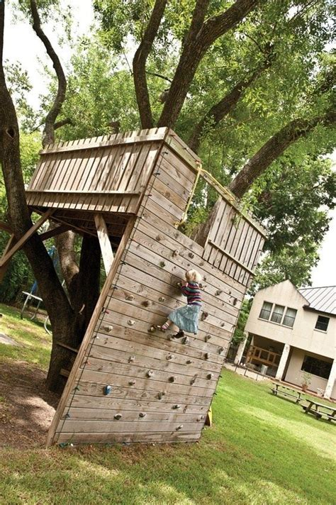 pallet tree house plans pallet tree house plans best of tree fort with climbing wall access how cool is this