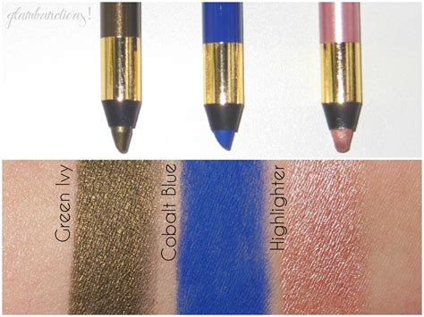 Eyeliner Loreal l oreal infallible silkissime eyeliner pencils in green