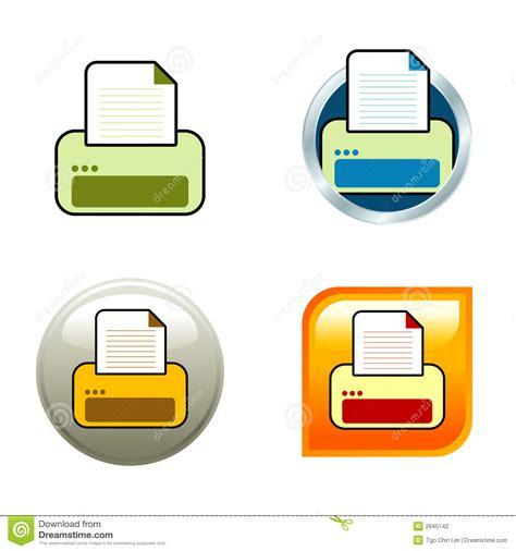 Iconos De Impresora Fotograf 237 A De Archivo Imagen 2845142